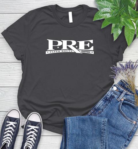 Paper Route Empire Women's T-Shirt 8