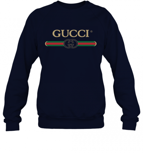 Gucci Shirt Logo Sweatshirt