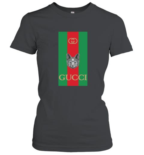 Gucci Logo Wolf Women's T-Shirt