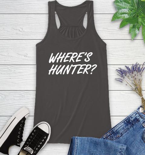 Where Is Hunter Racerback Tank 11