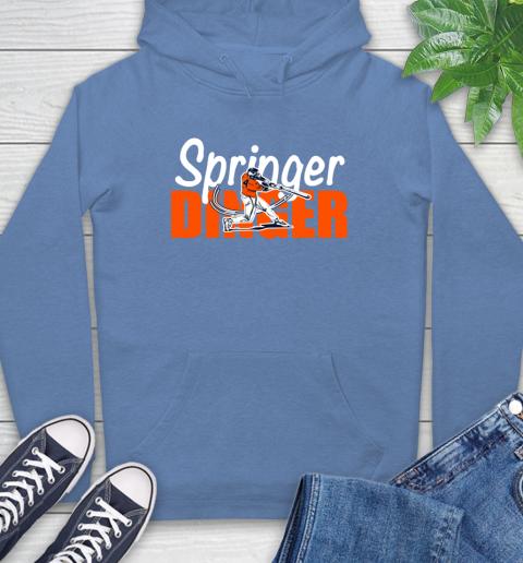 Houston Springer Dinger Fan Shirt Hoodie 11