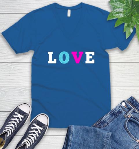 Love Shirt Savannah Guthrie V-Neck T-Shirt 5