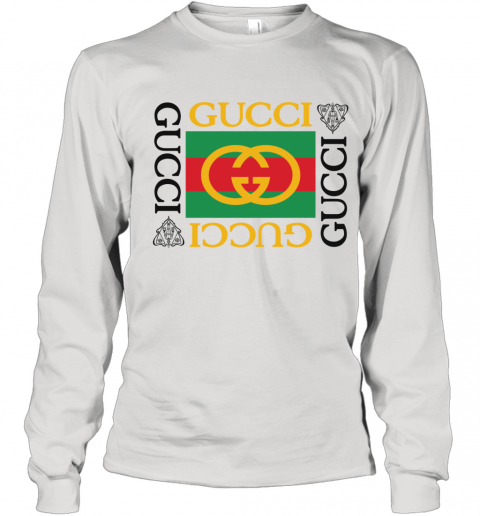 Gucci Lion Limited Edition Youth Long Sleeve T-Shirt
