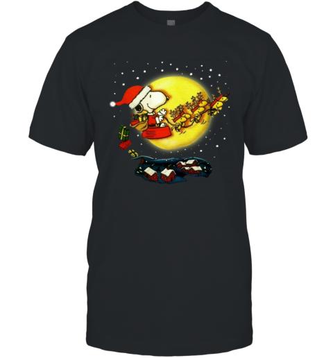 Snoopy Christmas Give Gift Ugly T-Shirt