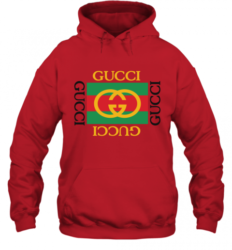 Gucci Logo Limited Edition Hoodie
