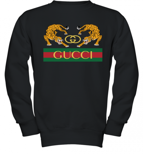 Gucci Jaguar Gucci Polo Youth Sweatshirt