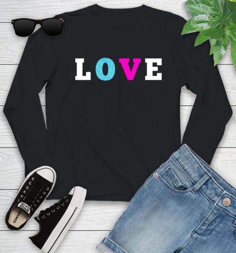 Love Shirt Savannah Guthrie Youth Long Sleeve 1
