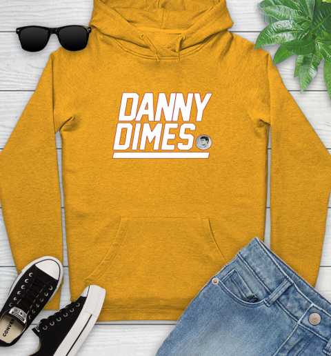 Danny Dimes Ny Giants Youth Hoodie 2