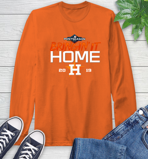 Bringing It Home Astros Long Sleeve T-Shirt 4
