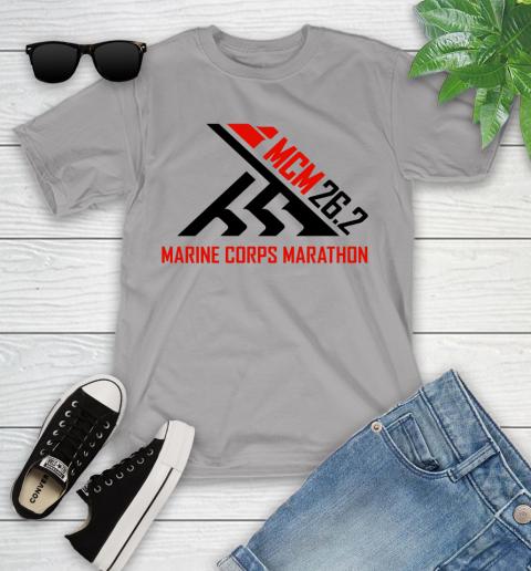 2018 Marine Corps Marathon Youth T-Shirt 2