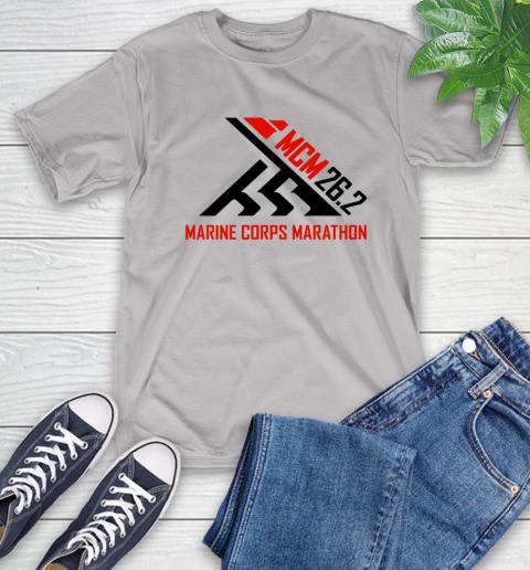 2018 Marine Corps Marathon T-Shirt 12