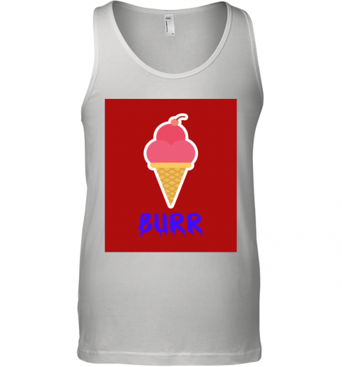 #Gucci Logo Cream Burr Tank Top