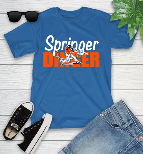 Houston Springer Dinger Fan Shirt Youth T-Shirt 12
