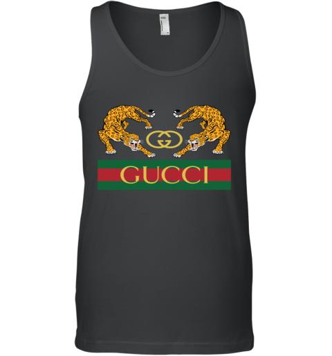 Gucci Jaguar Gucci Polo Tank Top