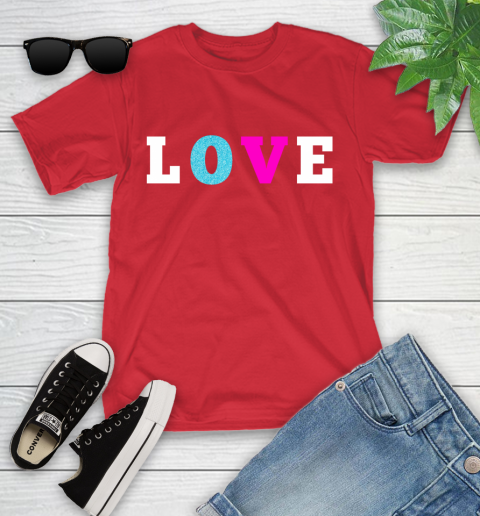 Love Shirt Savannah Guthrie Youth T-Shirt 13