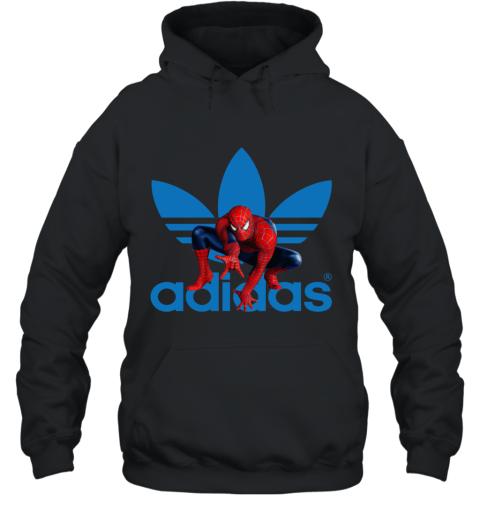 Adidas Spiderman Hoodie
