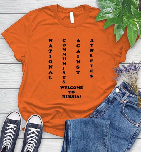 Brian Bosworth Ncaa Women's T-Shirt 2