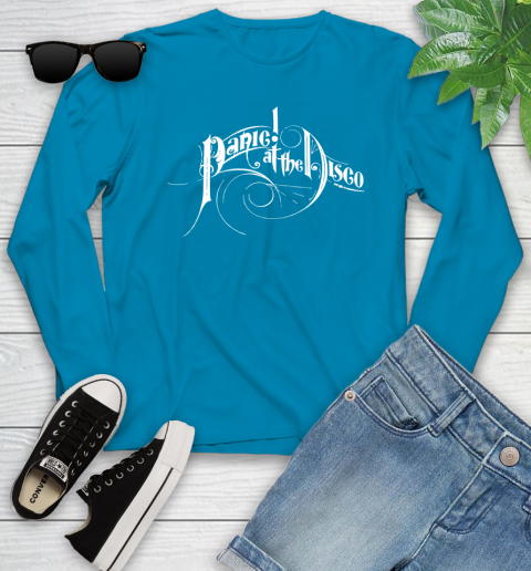 Panic At The Disco Youth Long Sleeve 8