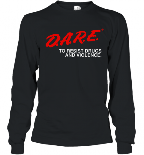 Dare Shirt Youth Long Sleeve
