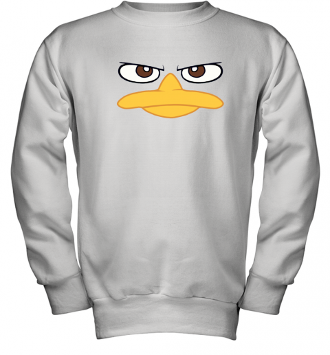 Perry The Platypus Youth Sweatshirt