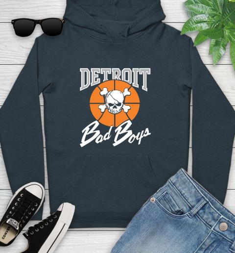 Detroit Bad Boys Youth Hoodie 10