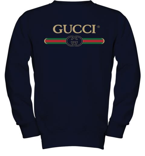 Gucci Shirt Logo Youth Sweatshirt