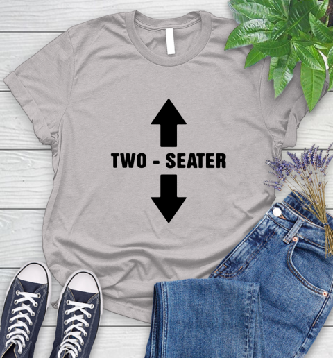 Two Seater Women's T-Shirt 10