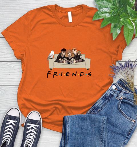 Harry Potter Ron And Hermione Friends Shirt Women's T-Shirt 2