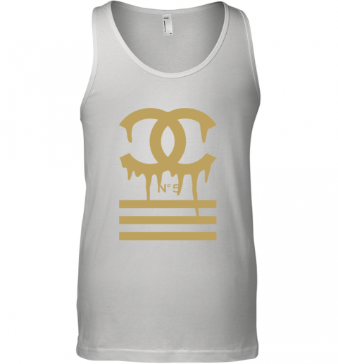 Dripping Chanel Tank Top