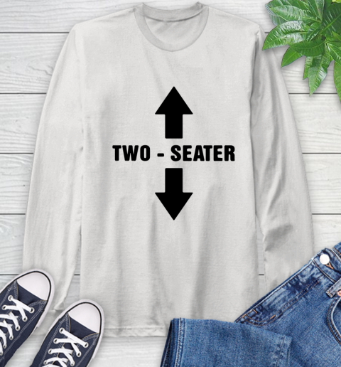 Two Seater Long Sleeve T-Shirt