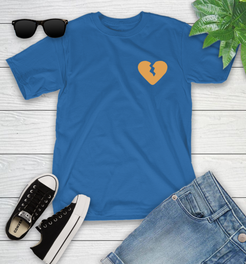 Marcus Lemonis broken heart Youth T-Shirt 9