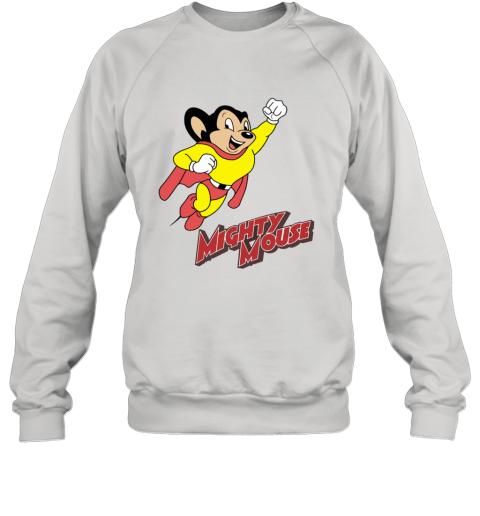 Mighty Mouse Classic Cartoon Sweatshirt