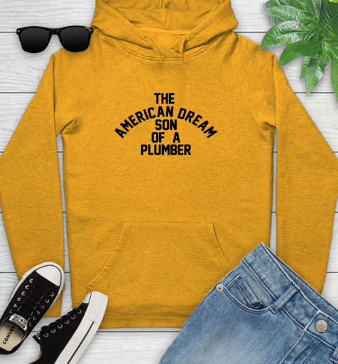 Dusty Rhodes Son Of A Plumber Shirt Youth Hoodie 2