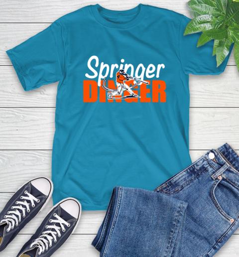 Houston Springer Dinger Fan Shirt T-Shirt 9