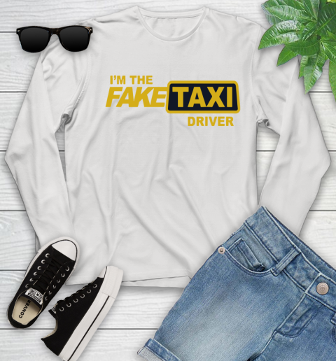 I am the Fake taxi driver Youth Long Sleeve