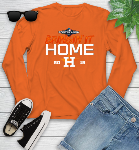 Bringing It Home Astros Youth Long Sleeve 3
