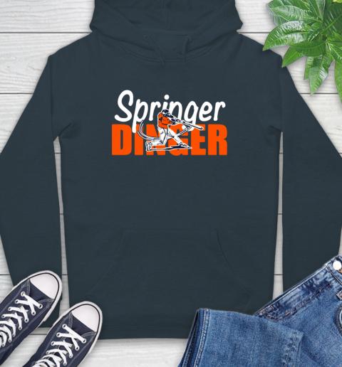 Houston Springer Dinger Fan Shirt Hoodie 7
