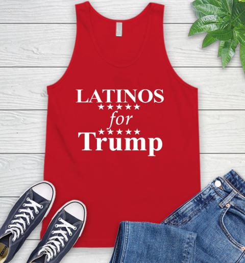 Latinos For Trump Tank Top 5