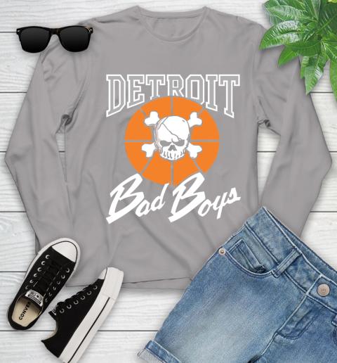 Detroit Bad Boys Youth Long Sleeve 5