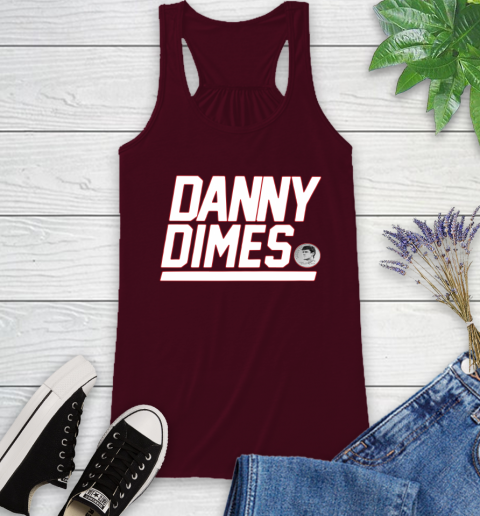 Danny Dimes Ny Giants Racerback Tank 2