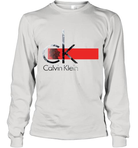 Calvin Klein Limited Edition Long Sleeve T-Shirt