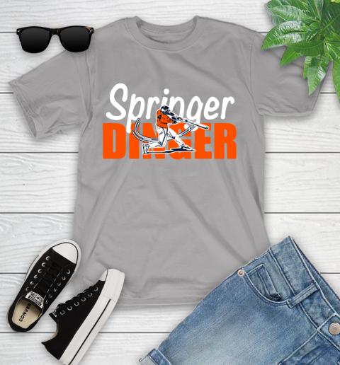 Houston Springer Dinger Fan Shirt Youth T-Shirt 4