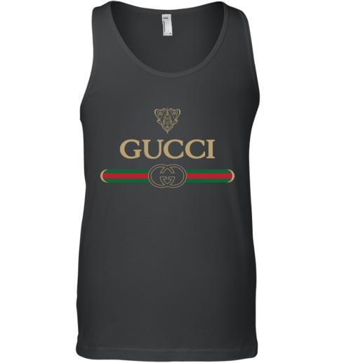 Gucci Vintage Logo Tank Top