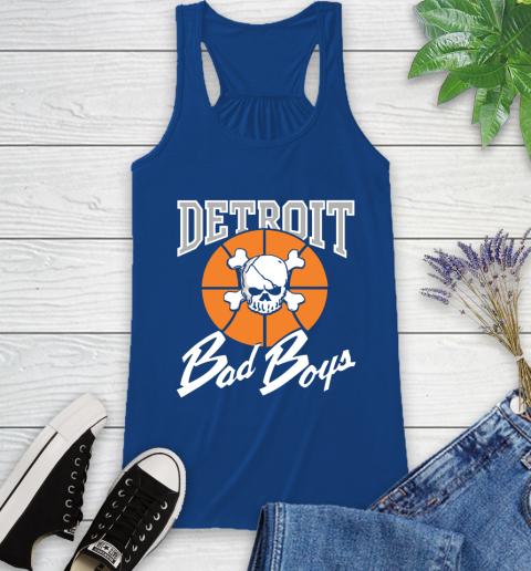 Detroit Bad Boys Racerback Tank 8