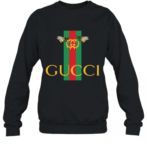 Gucci Bee Shirt Logo 2019 Sweatshirt