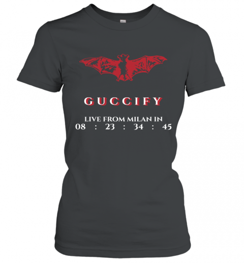 Gucci Bat Limited Edition Women's T-Shirt