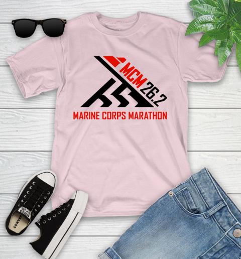 2018 Marine Corps Marathon Youth T-Shirt 7