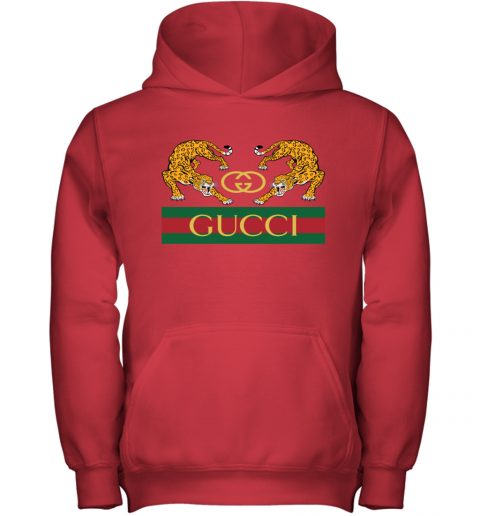 Gucci Jaguar Gucci Polo Youth Hoodie