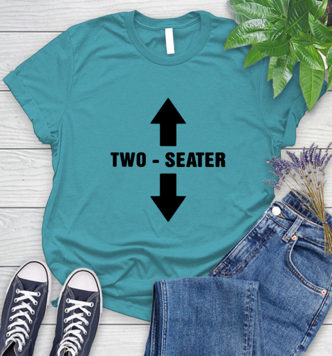 Two Seater Women's T-Shirt 11