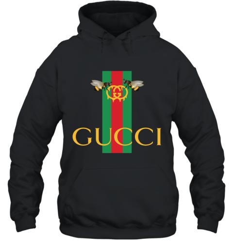 Gucci Bee Shirt Logo 2019 Hoodie